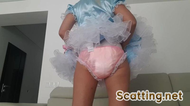 Love to Shit Girls - Dirty Toddler BabyGirl (Panties, Solo) Panty Scat [HD 720p]