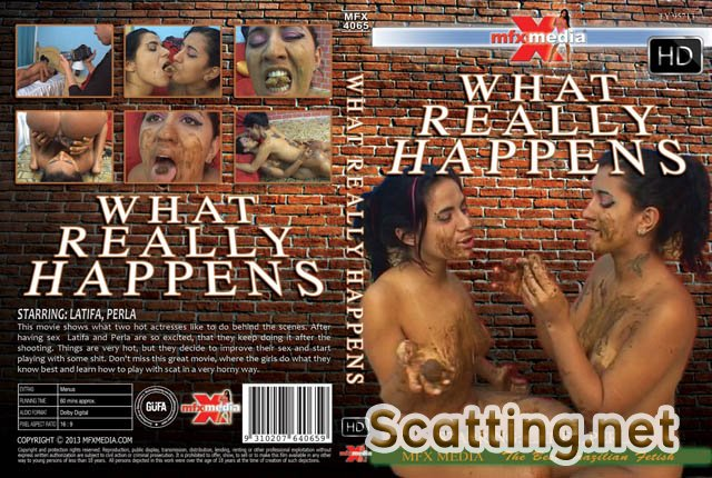Latifa, Perla - What Really Happens MFX-4065 (Lesbian, Brazil) MFX [HD 720p]