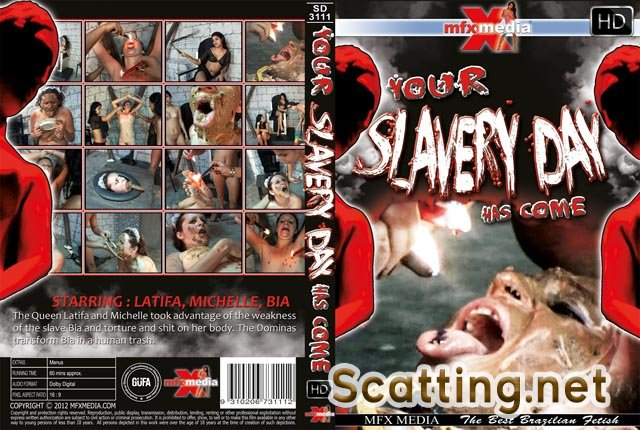 Latifa, Mochelle, Bia - [SD-3111] Your Slavery Day Has Come (Lesbian, Domination) MFX Media [HDRip]