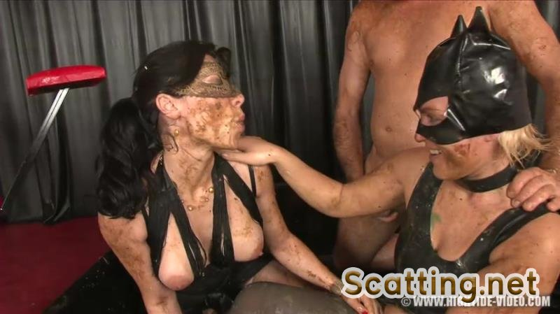 Regina Bella, Gina - Pushing the Limits 2 (Enema, Latex) Hightide-Video [HD 720p]