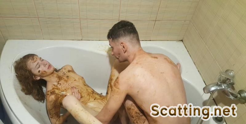 Aria - Jane – Loosing Scat Virginity. Part 3 (Scatology, Sex Scat) Amateur Scat [FullHD 1080p]