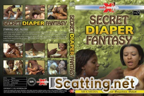 Jade, Paloma - MFX-4454 Secret Diaper Fantasy R78 (Shit Eating, Brazil) MFX [HD 720p]