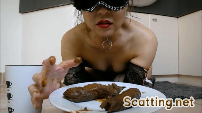 Japan - How Much Did You Eat (Poop Videos, Solo) JapScatSlut [FullHD 1080p]