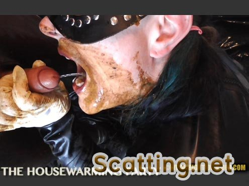 Violet, 1 male - THE HOUSEWARMING PARTY (Domination, Latex) Hightide-Video.com [HD 720p]